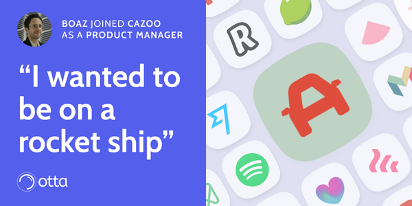 Boaz Valkin (Product Manager at Cazoo)