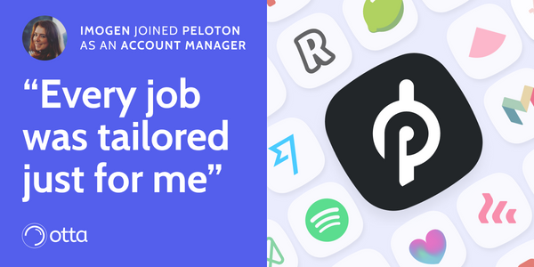 Imogen Watson (Strategic Partnerships Account Manager, Peloton)